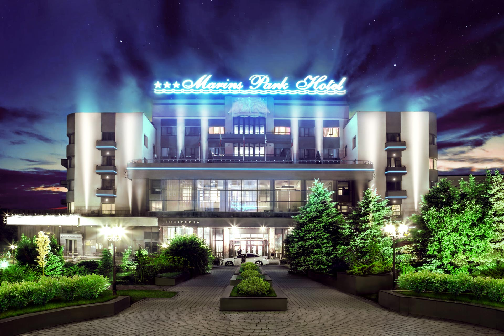 Косметика для отелей в ростове
